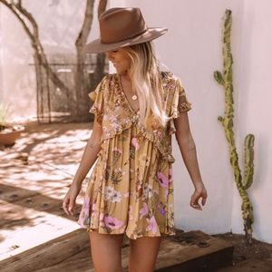 Spell & The Gypsy Floral Romper